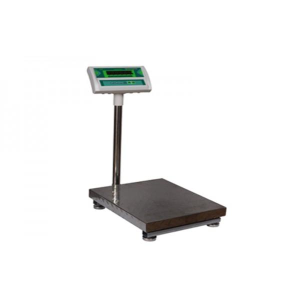 Весы товарные электронные напольные JBS-588 до 150 кг, точность 50 г