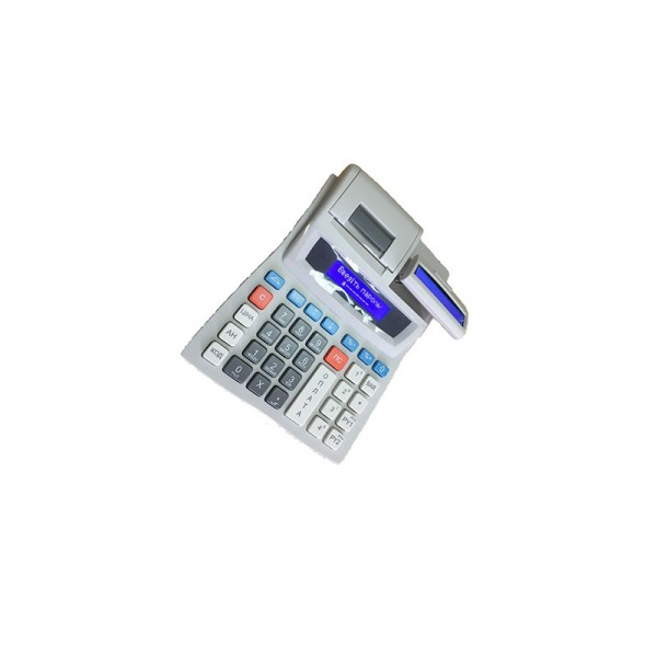 Кассовый аппарат Экселлио DP-15 с КЛЭФ, Ethernet, GPRS (с индикатором клиента)
