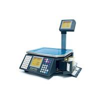 Торговые электронные весы со стойкой Mettler Toledo Tiger 6600 6D Pro с печатью этикетки