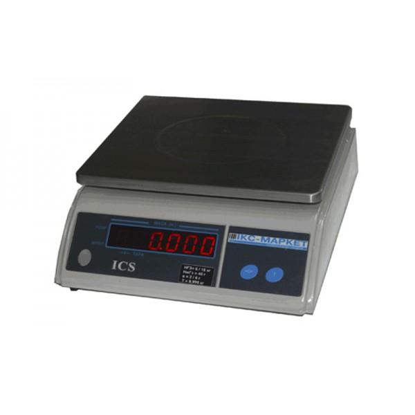 Весы фасовочные ICS-15 AW до 15 кг