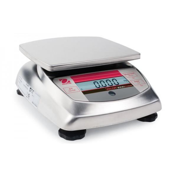 Весы фасовочные для определения количества однотипных товаров Ohaus Valor 3000