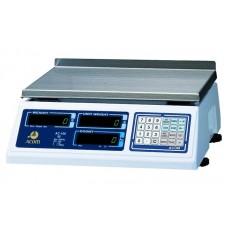 Весы электронные для подсчета изделий весовым методом Аcom АС-100 20