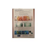Определитель подлинности банкнот (справочник Евро), Спектр