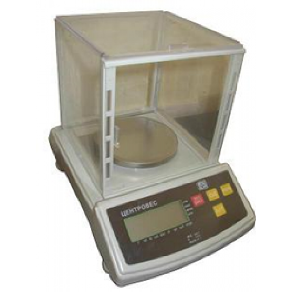 Весы лабораторные Центровес FEH-600-0.01