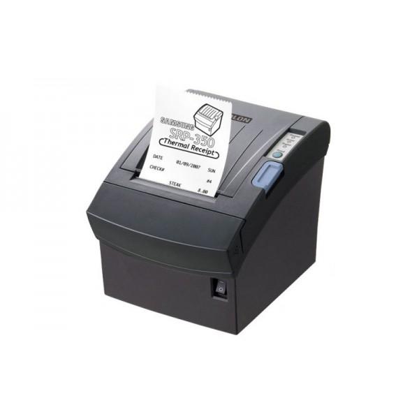 Чековый принтер Bixolon SRP-350III черный (Ethernet)