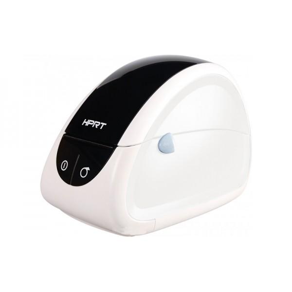 Принтер этикеток термо HPRT LPQ58 USB+RS-232 белый