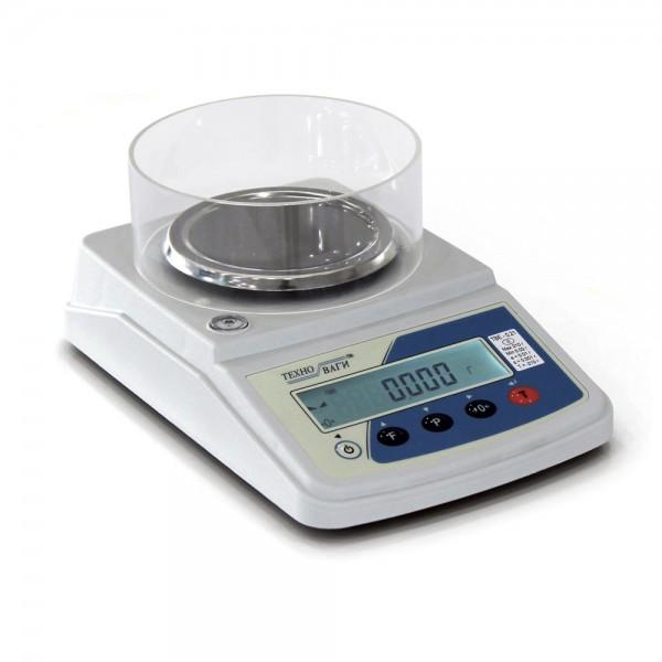 Весы лабораторные ТВЕ-0,21-0,001 до 210 г, дискретность 0,001 г