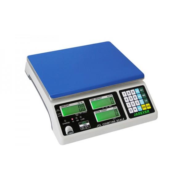 Счетные электронные весы Jadever JCL-1,5 до 1,5 кг, точность 0,2 г