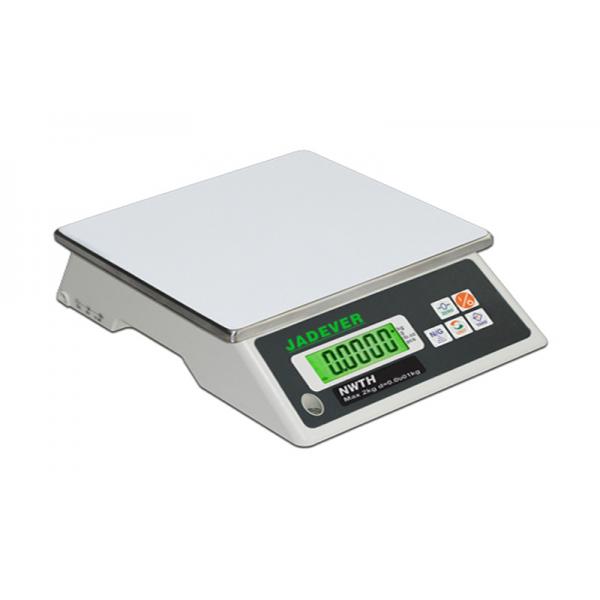 Фасовочные весы Jadever NWTH-20 (D) до 20 кг, d=5 г
