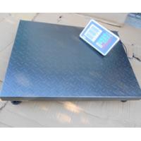 Весы товарные Олимп TCS-102D-16 (600х800 мм, 600 кг)