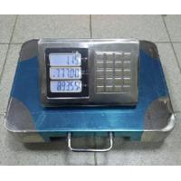 Весы товарные Олимп R2+S (425х525 мм, 300 кг), с радиоканалом