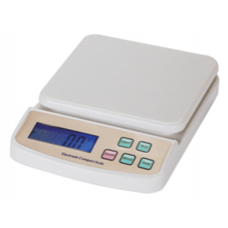 Весы бытовые SF-400А до 7 кг, дискретность 1 г