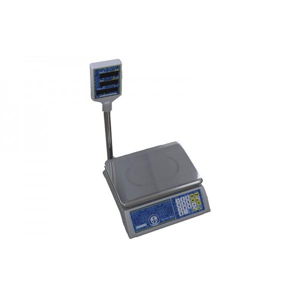 Весы торговые Vagar VP-L LED до 15 кг