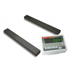 Весы стержневые до 10000 кг 4BDU10000Р практичные 140х1200 мм