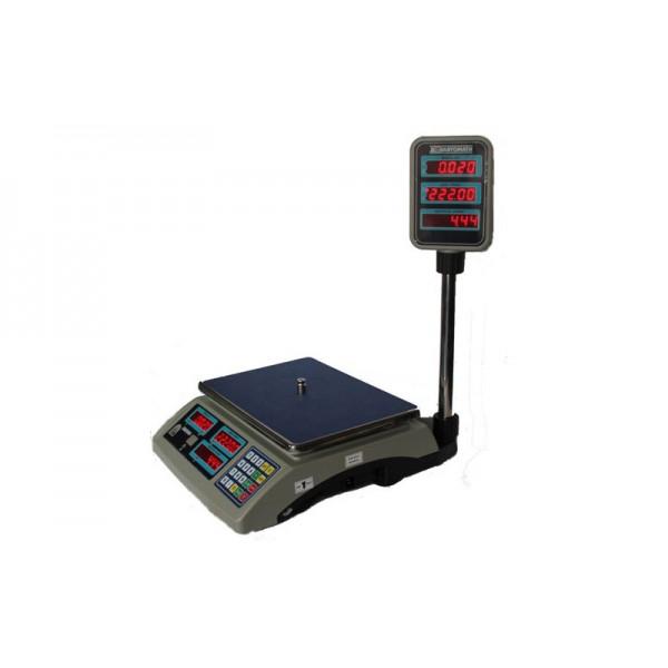 Весы торговые Дозавтоматы ВТНЕ/2-15Т2 RS до 15 кг