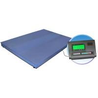 Весы платформенные Дозавтоматы ВЭСТ-1500А12 до 1500 кг