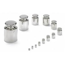 Набор калибровочных гирь Техноваги (1 мг - 500 г), класс точности М1, эталонные