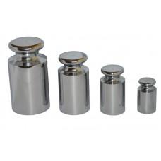 Набор калибровочных гирь Техноваги (1 г - 200 г), класс точности Е2, эталонные