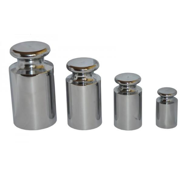 Набор калибровочных гирь Техноваги (1 г - 500 г), класс точности Е2, эталонные