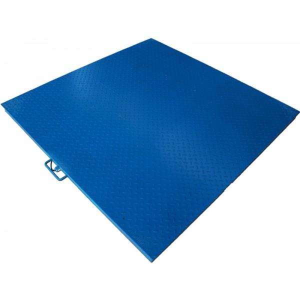 Весы платформенные ВИС 2ВП4 до 2000 кг, 1000х1500 мм, премиум