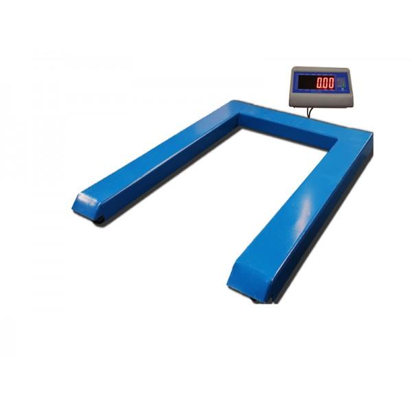Весы паллетные ВИС 1ВП4-П до 1000 кг, 1200х860 мм, премиум