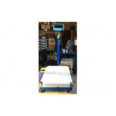 Весы товарные ВИС 60ВП1 до 60 кг, 400х500 мм, премиум
