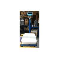 Весы товарные ВИС 150ВП1 до 150 кг, 400х500 мм, премиум