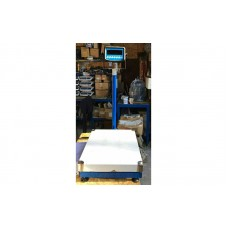 Весы товарные ВИС 300ВП1 до 300 кг, 600х800 мм, премиум