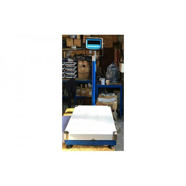 Весы товарные ВИС 600ВП1 до 600 кг, 600х800 мм, премиум