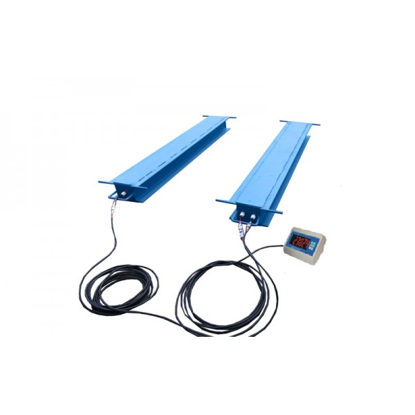 Весы балочные ВИС 2ВП4-Б до 2000 кг