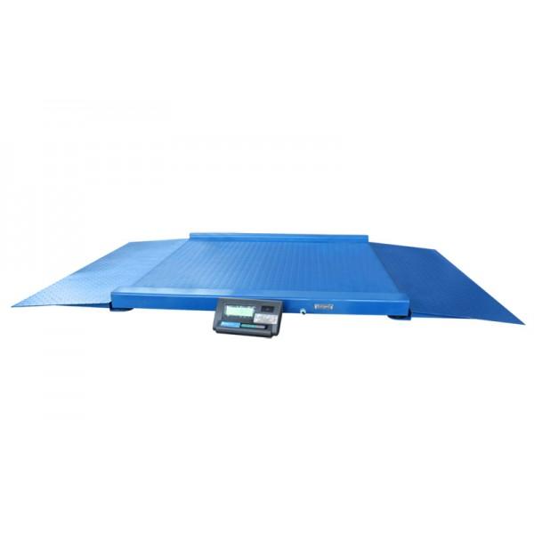 Весы наездные ВИС 300ВП4 до 300 кг, 1000х1000 мм