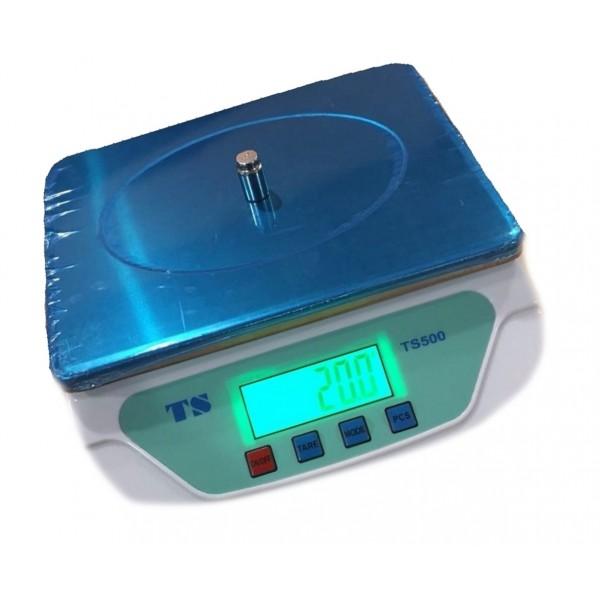 Весы фасовочные TS-500 до 6 кг, дискретность 0.5 г