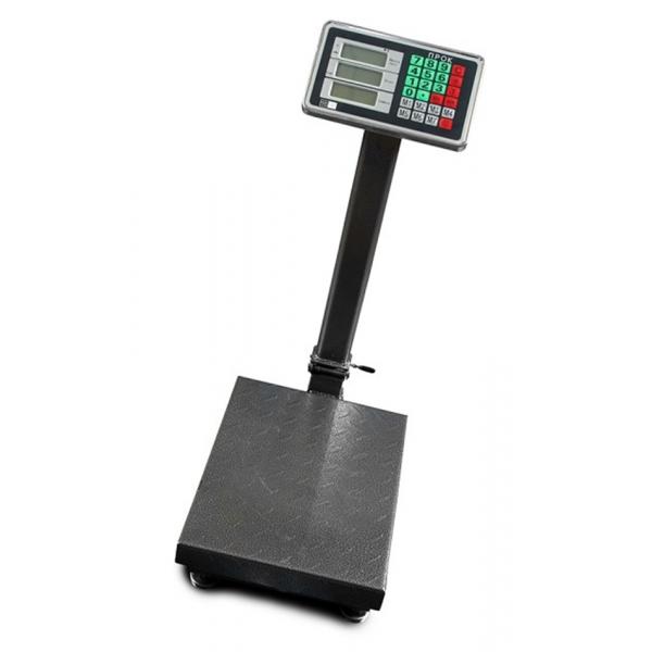 Весы товарные ПРОК ВТ-100-С1 до 100 кг, 300х400 мм