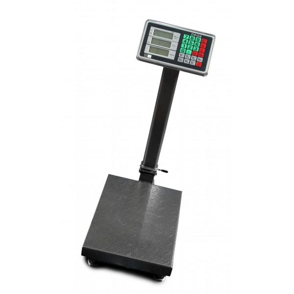 Весы товарные ПРОК ВТ-300-С3 до 300 кг, 450х600 мм