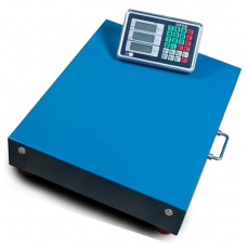 Весы товарные ПРОК ВТ-600-WiFi до 600 кг, 500х600 мм