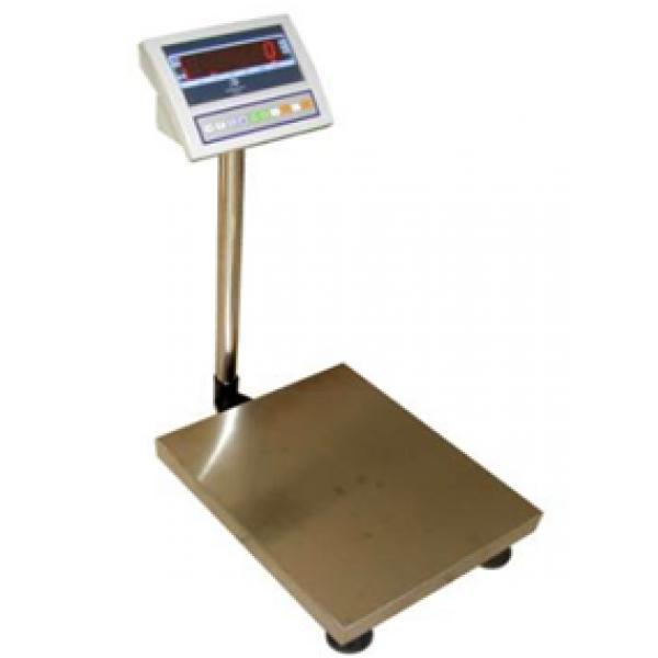 Весы товарные ВПЕ-Центровес-8010-600-В до 600 кг
