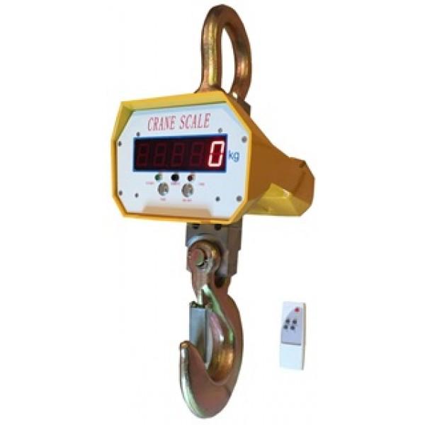 Весы крановые Центровес OCS-10t-XZC3 до 10000 кг, дискретность 5 кг