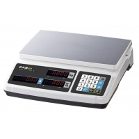 Весы торговые CAS PR-6 B до 6 кг; без стойки