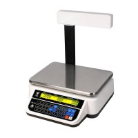 Весы торговые Digi DS-782P до 30 кг; со стойкой