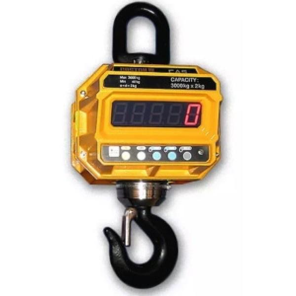 Весы крановые CAS Caston III 5 THD BT до 5 т, дискретность 2000 г