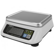 Весы фасовочные CAS SW-II-3 3 кг 0.5/1 г