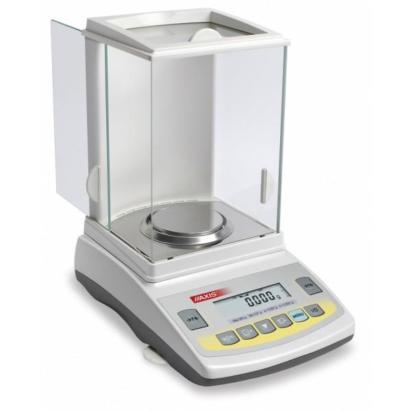 Весы аналитические Axis ANZ220C до 220 г, дискретность 0,0001 г