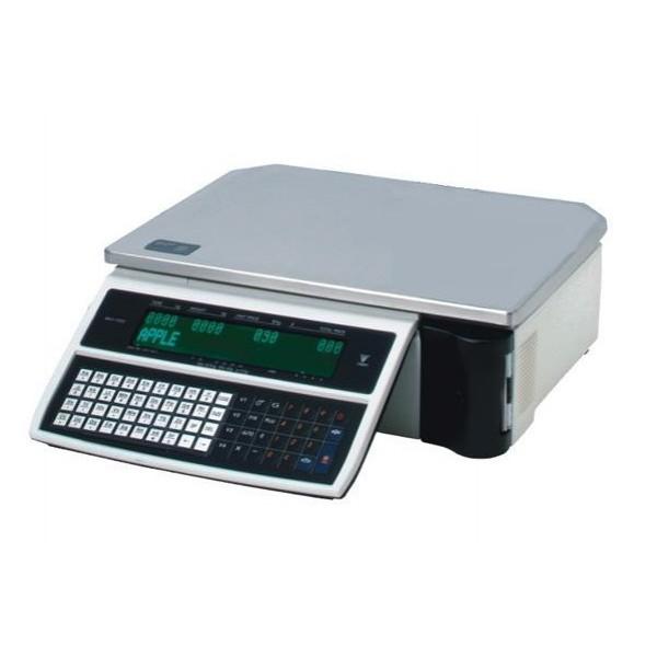 Весы торговые Digi SM 100 B Plus Ethernet до 6 кг; с чекопечатью