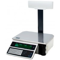 Весы торговые Digi SM 100 P Plus Ethernet до 6 кг; с чекопечатью