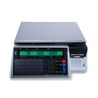 Весы торговые Digi  SM 100CS B Ethernet до 30 кг; с чекопечатью
