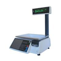 Весы торговые Digi  SM 100CS P Ethernet до 15 кг; с чекопечатью
