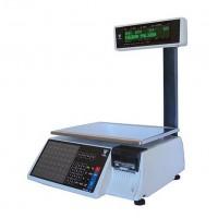 Весы торговые Digi  SM 100CS P Plus  Ethernet до 6 кг; с чекопечатью