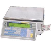 Весы торговые Digi  SM 300 B Ethernet до 15 кг, с печатью этикетки