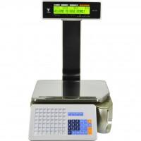 Весы торговые Digi SM-5100P Ethernet до 15 кг, с печатью этикетки
