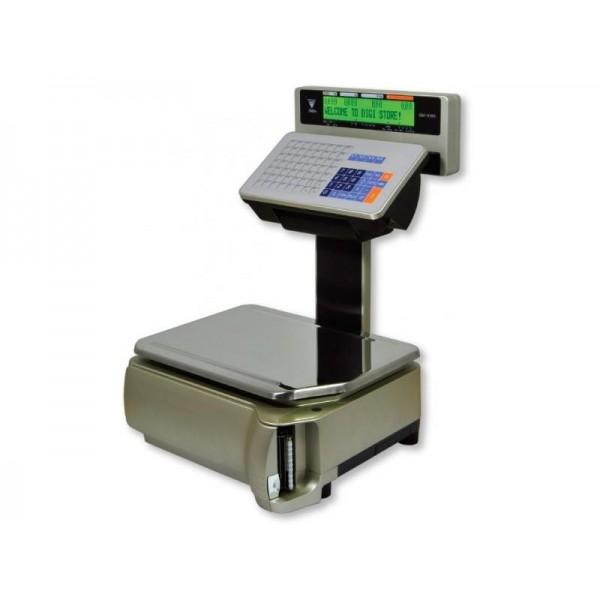 Весы торговые Digi SM-5100EV Ethernet до 6 кг, с печатью этикетки